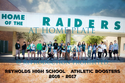 Reynolds High School  2016-2017