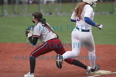 Sandy Varsity Softball vs LaSalle