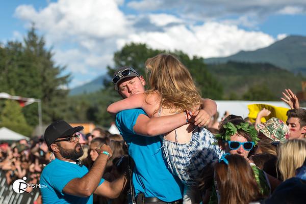 Schoolboy Q | Squamish Valley Music Festival | Squamish BC