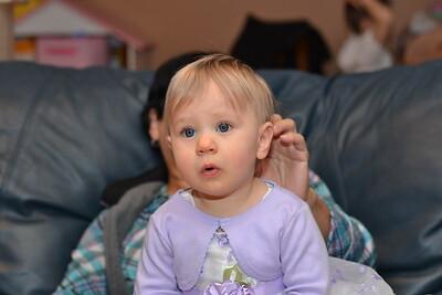 2013 Happy 1st Birthday Olivia!