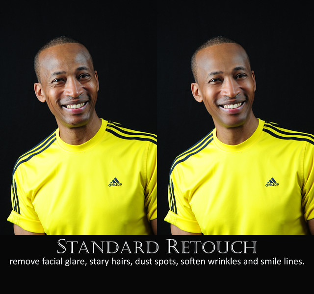 Standard Retouch