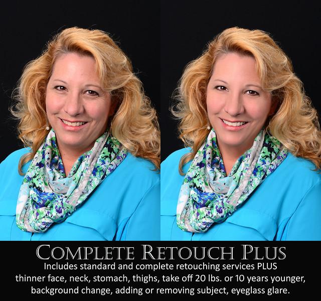 Complete Plus Retouch
