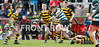 Campbell College 20 RBAI 15, Medallion Shield, Tuesday 10th March 2020