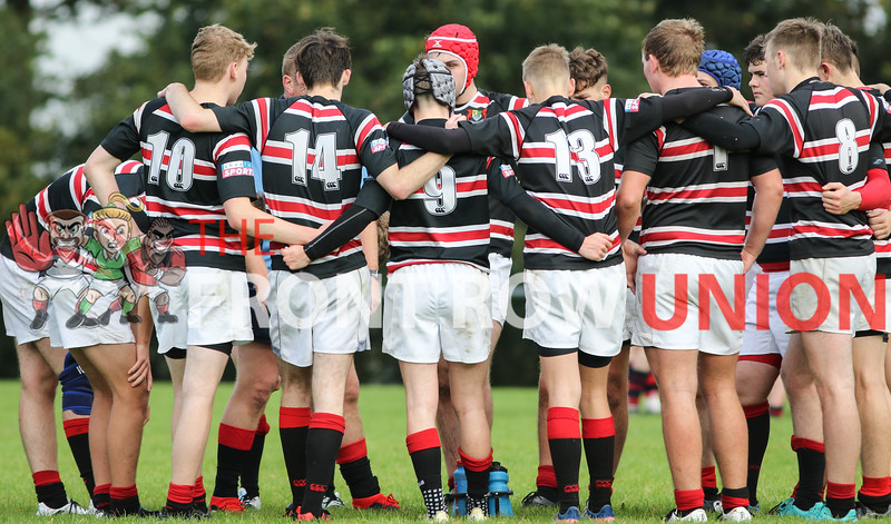 Banbridge Academy 7 Lurgan College 26, Schools Rugby, Saturday 12th October 2019