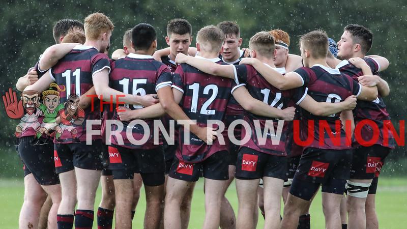 Belfast High 7 Belfast Royal Academy 38, Schools Cup, Friday 18th October 2019