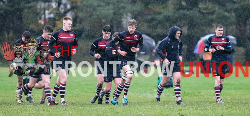 Larne Grammar 12 Limavady Grammar 15, Schools, Saturday 9th November 2019
