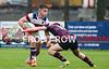 Belfast Royal Academy 46 Dalriada School 12, Ulster Schools Rugby, Saturday 23rd November 2019