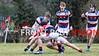 Wellington College 17 Dalriada 26, Schools Bowl, Saturday 25th January 2020