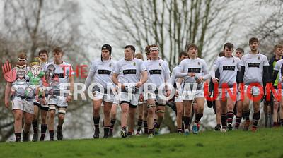 2020-02-22 Ballymena Academy v Royal School Armagh ( Schools Cup QF)