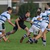 Grosvenor GS defeat Larne GS 17-14 in a Schools Friendly