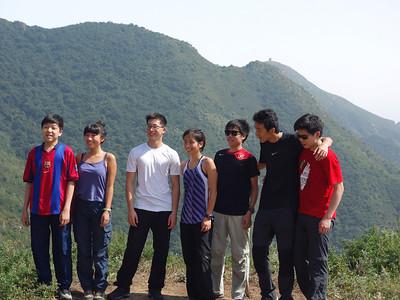 Beijing  Long valley hiking camping【sep】