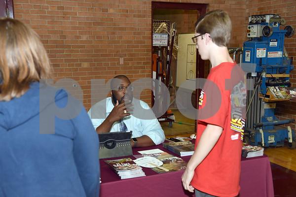 College Fair Candids 9-27-17