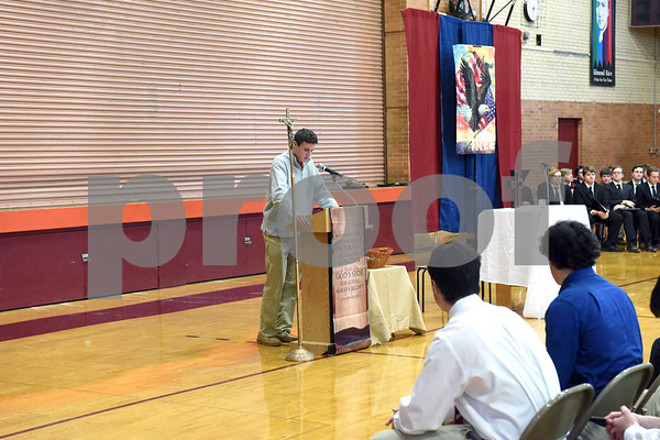 Veterans Day Prayer Service 11-9-17