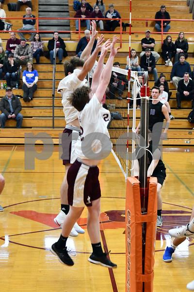 Volleyball Candids 3-20-18