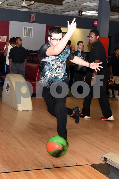 Boys Bowling Candids