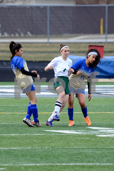 Girls Soccer Candids 3-28-18