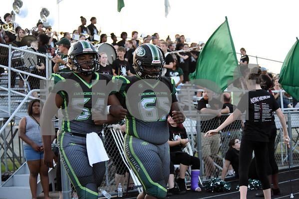 Homecoming Varsity Football Game 9-22-17