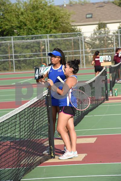 Girls Tennis Candids