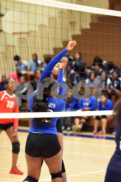 Girls Volleyball Candids