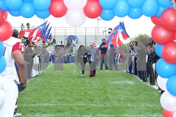 Varsity Football Homecoming Game Candids 10-14-17