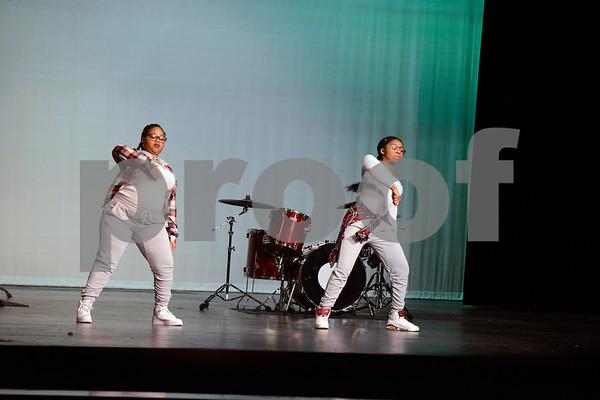 Evergreen Park High School NHS Talent Show 3-10-17