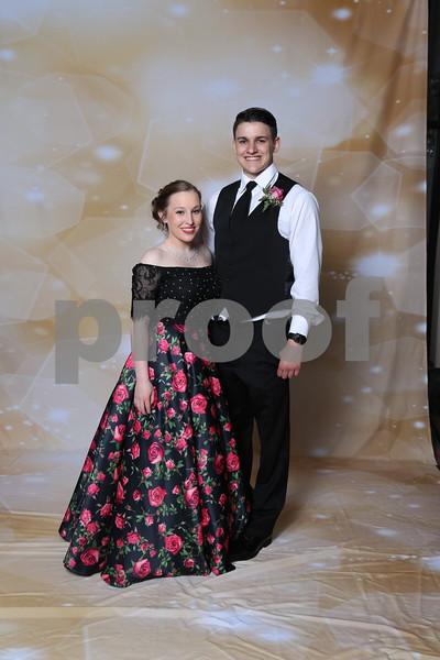 Evergreen Park Prom 2017