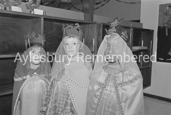 Abbey Infant School Nativity, Dec 1983
