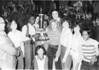 1978-79 Alapaha School Girls Basketball Team - County Champions<br /> <br /> The Berrien Press, page 10, February 15, 1979<br /> Photo caption:<br /> #1 BJHS GIRLS TOURNEY WINNER – The #1 team in the Berrien Junior High school girls tournament playoffs was Alapaha, coached by Larry Maffit.  Members of the team from left, are:  Chantell Stone, Gertrude Harris, Edwina Smith, Michelle Gaskins, Sherry Griffin, Missy Hoffman and Beverly Robinson.  In back [L-R] are, Lynn Brogdon, Robyn Hall and Bridgett Moore, and kneeling in front is Tammy Gaskins.  Not shown are Larraine Boone and Debbie Wood.