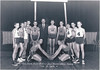 Alapaha Elementary School Boys Basketball Team 1953-54<br /> Coach: W.C. Sams<br /> <br /> (photo shared by the Sams family)