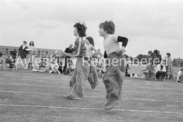Ashmead School sports, June 1978