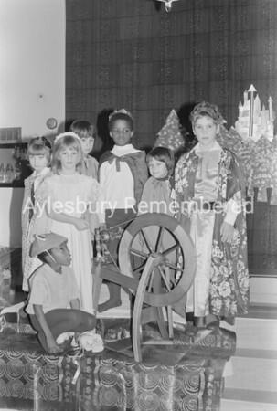 Sleeping Beauty at Ashmead School, Dec 1981