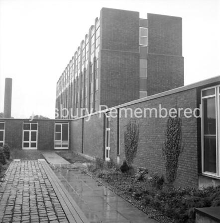 Aylesbury College, June 1968