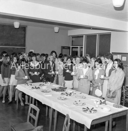 Aylesbury High School, Sep 1967