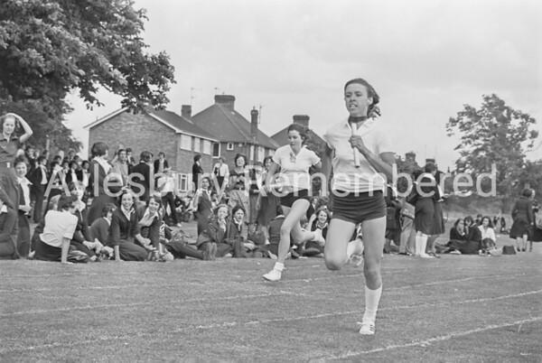 High School sports, July 1977