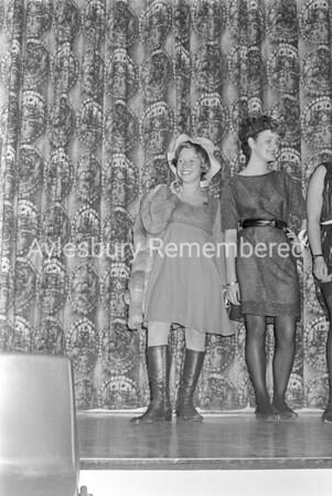 Miss High School contest, Oct 1983