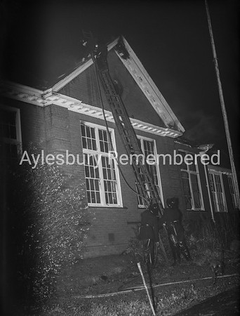 Grammar School fire, Nov 26th 1953
