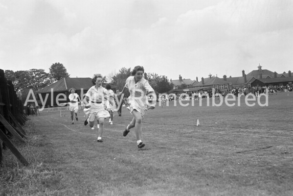Aylesbury Grammar School sports, 1950