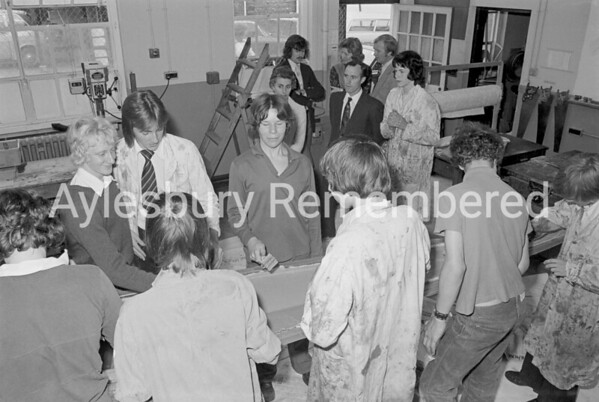 Grammar School Open Day, July 1974