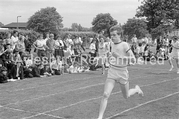Aylesbury Grammar School sports, July 1981