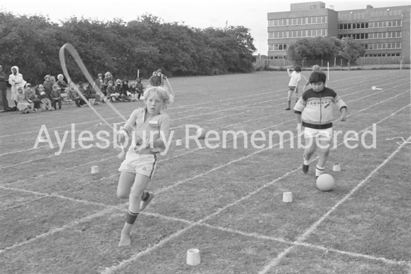 Bearbrook School sports, June 1978