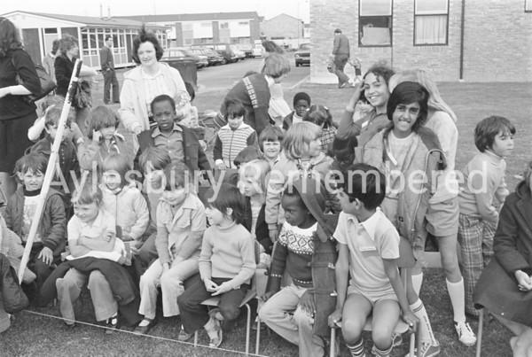 Bearbrook School sports, June 1978
