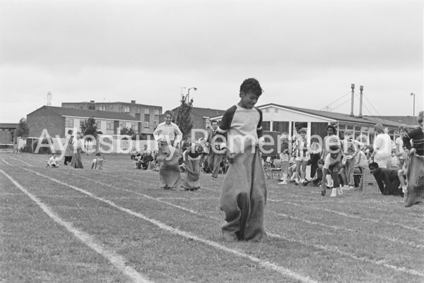 Bearbrook School sports, July 1984