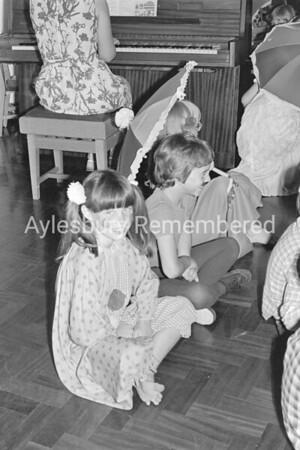 Bedgrove 1st School Concert, July 1983