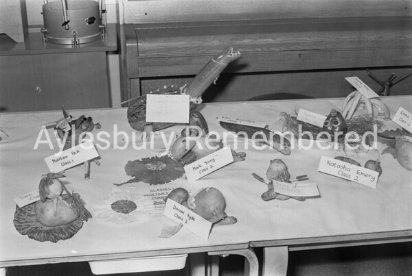 Bedgrove County Infant School, Oct 1978