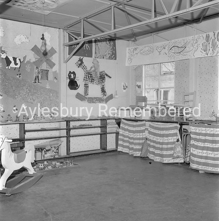 Beech Green Nursery, April 1969