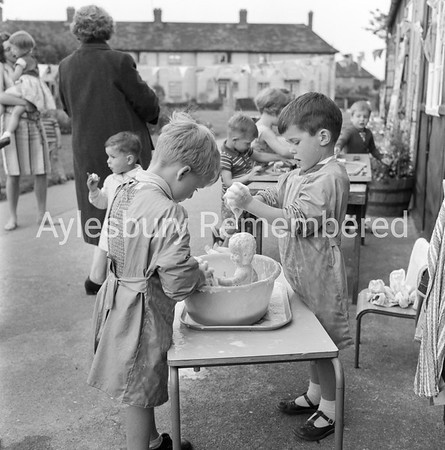 Beech Green Nursery, June 1963