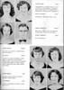 BHS Senior Class, 1954-55, page 2: Anelda Baker, Mary Ann Barnes, Shirley Barrentine, Everett Barrentine, Virginia Blount, Dot Brand, Dolores Bridges, Joyce Brinson.