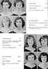 BHS 1954-55, Senior Class, page 7: Marie Harnage, Virginia Harper, Hilda Jean Hendley, Eloise Hogan, Imogene Holland, Edma Mae Hughes, Dolly Ann Jackson, Nancy Jefferson.