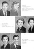 BHS Seniors, 1958, page 7: Lamar Hall, Carolyn Harnage, Mary Nell Harpe, Yvonne Harrell, Betty Jean Harris, Gary Harris.