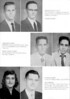 BHS Seniors, 1958, page 15: William Waugh Turner, Laverne Vickery, Arlie Jesse Walker, Henry Gordon Warren, Latrelle Warren, Jack Whidden.